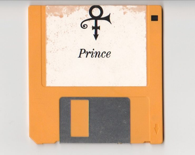 prince floppy disk
